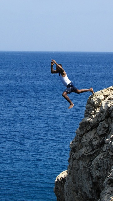 Dive sea diving, people.