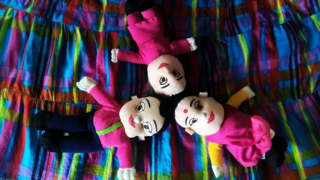 Doll children child, people.