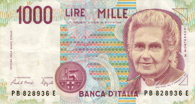 Dollar bill banknote italy, business finance.