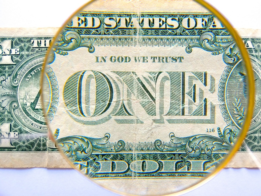 Dollar currency finance, business finance.