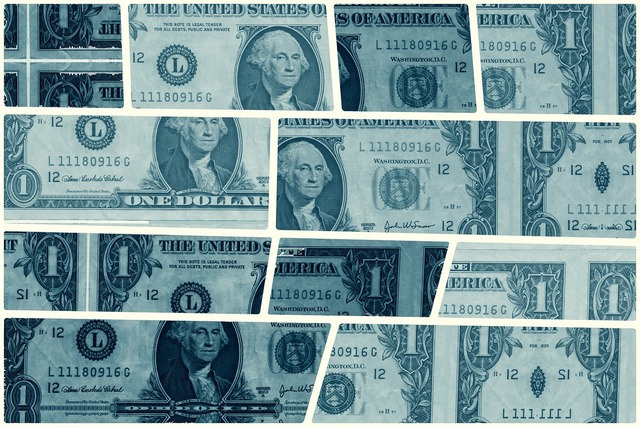 Dollar currency money, business finance.