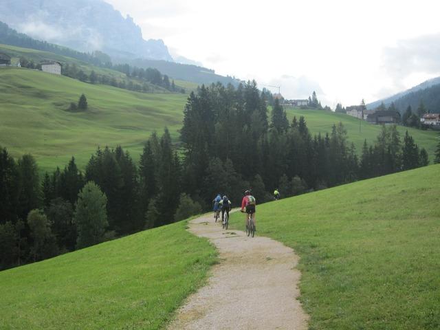 Dolomites mountains italy.