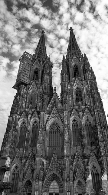 Dom cologne house of worship, religion.
