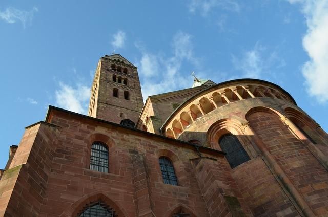 Dom speyer church, religion.