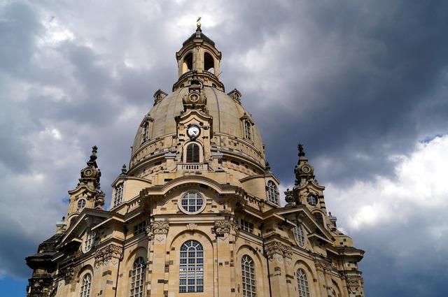 Dome frauenkirche dresden, religion.