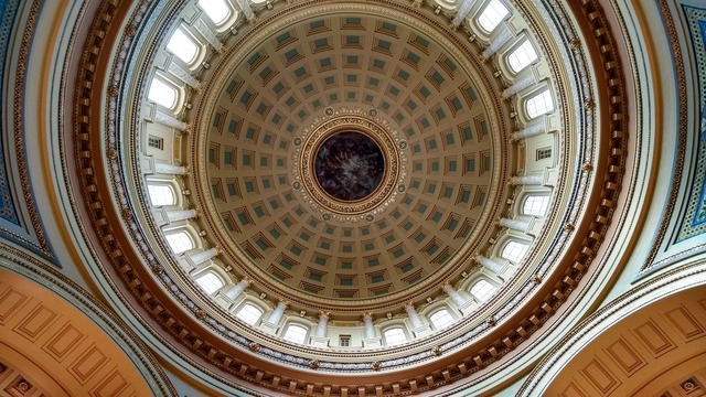 Dome madison wisconsin, architecture buildings.