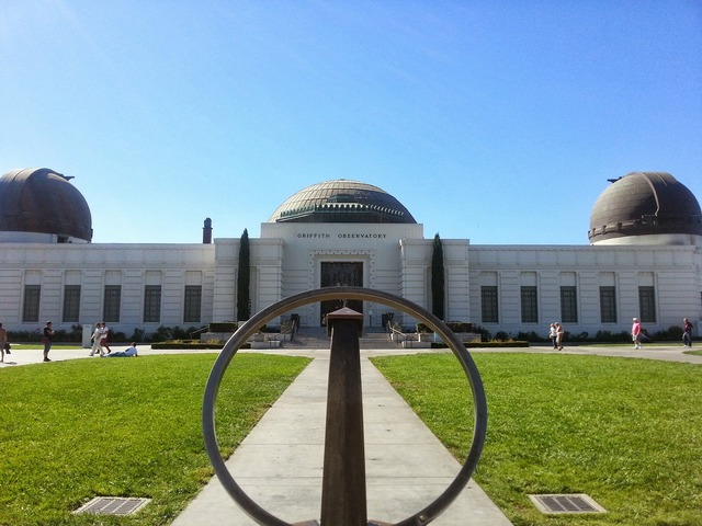 Dome observatory circle, places monuments.