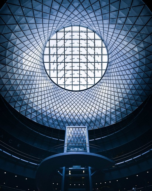Dome skylight architecture, architecture buildings.