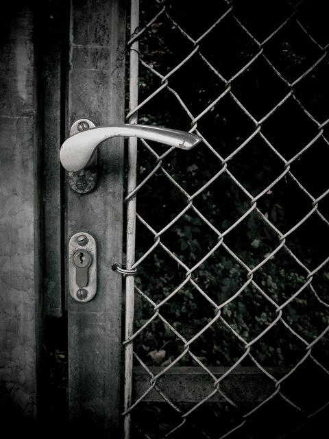 Door door lock door handle.