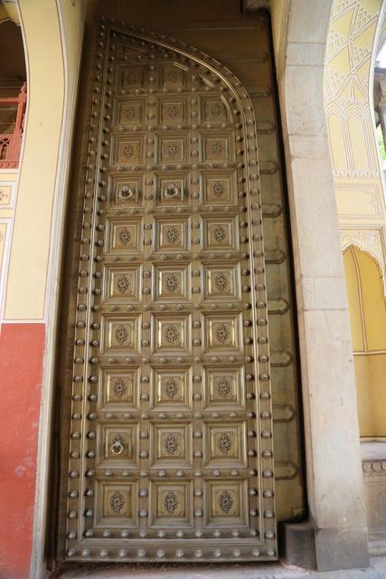Door rajasthan jaipur, travel vacation.