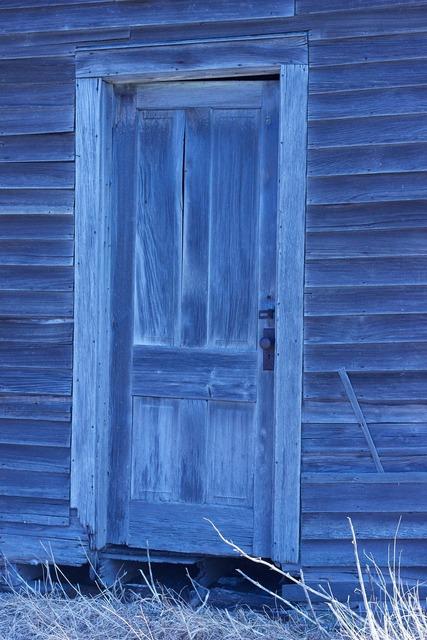 Door shack old, architecture buildings.
