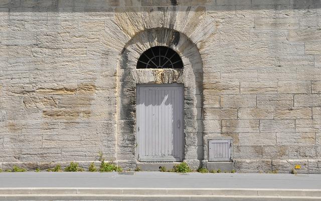 Door wall home, architecture buildings.