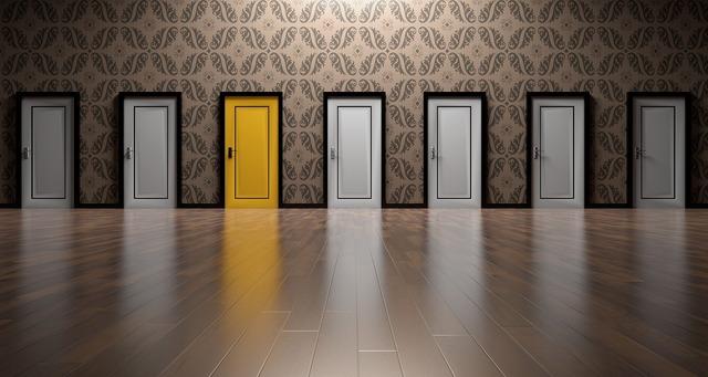 Doors choices choose.