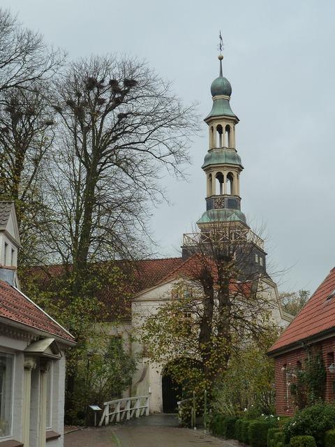 Dornum east frisia germany, religion.