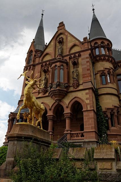 Drachenfels castle rhine castle.
