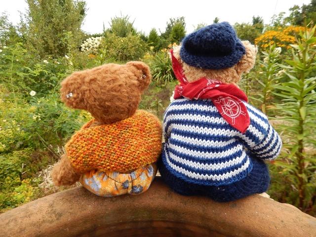 Dreams garden friends.
