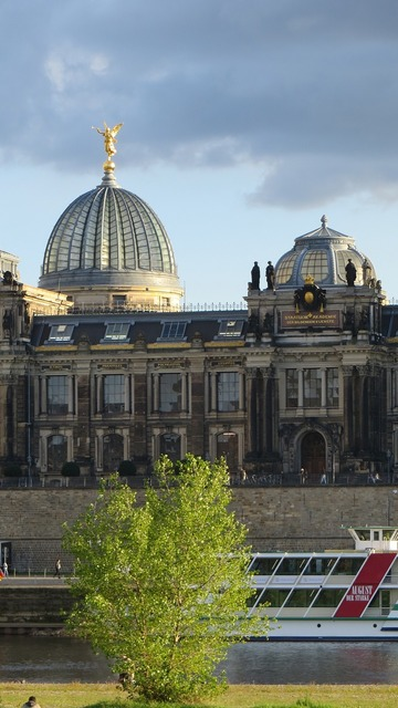 Dresden albertinum dome, architecture buildings.