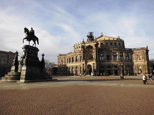 Dresden building architecture, architecture buildings.
