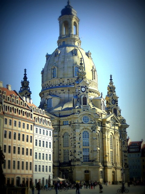 Dresden frauenkirche dresden city, architecture buildings.