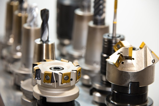 Drill milling milling machine, industry craft.