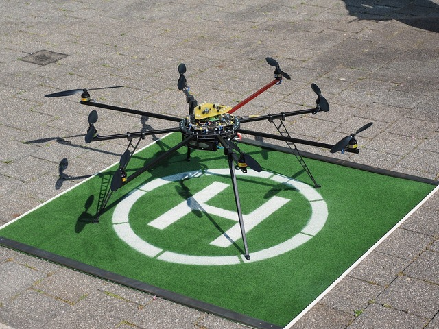 Drone helicopter aircraft, science technology.