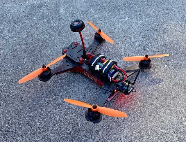 Drone quadcopter aircraft, transportation traffic.