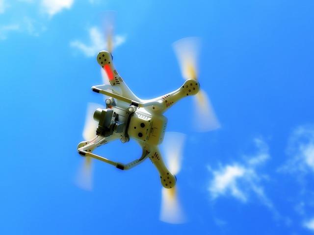 Drone quadcopter quadrocopter.
