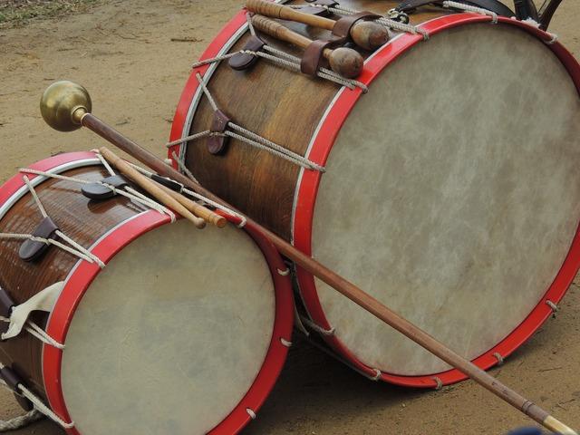 Drums appomattox civil.