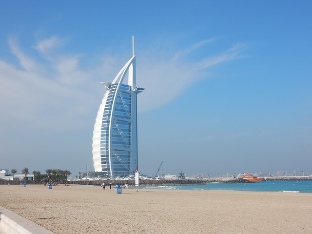 Dubai emirates u a e, architecture buildings.