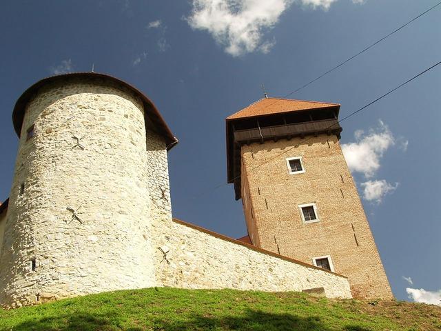 Dubovac-karlovac castle croatia.