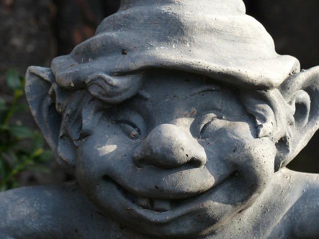 Dwarf gnome kobold.