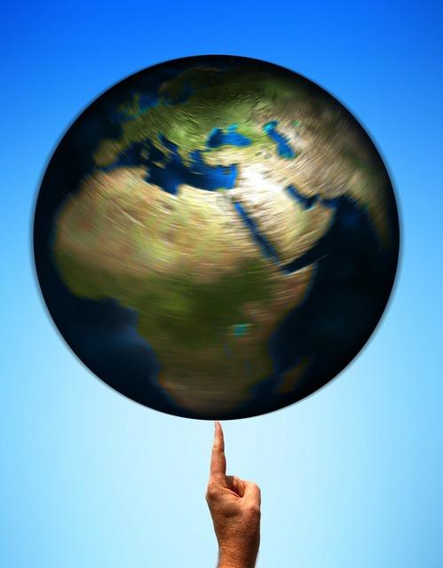 Earth globe world.