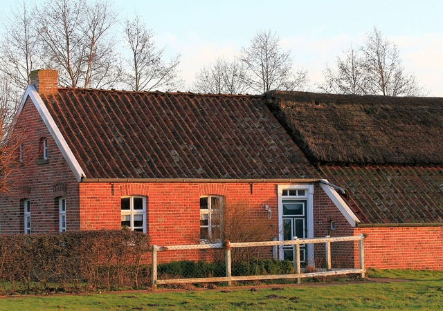 East frisia fehn home agriculture, architecture buildings.