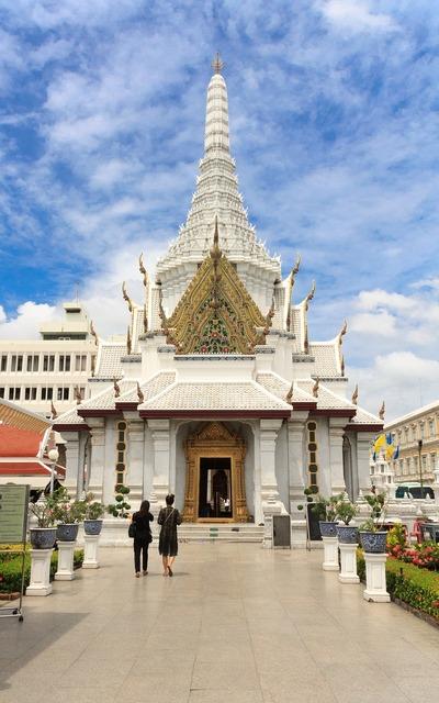 East temple bangkok, religion.