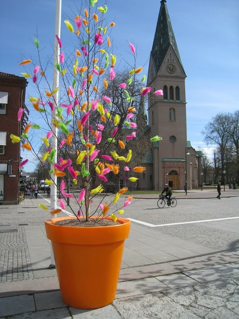 Easter skövde sweden, religion.