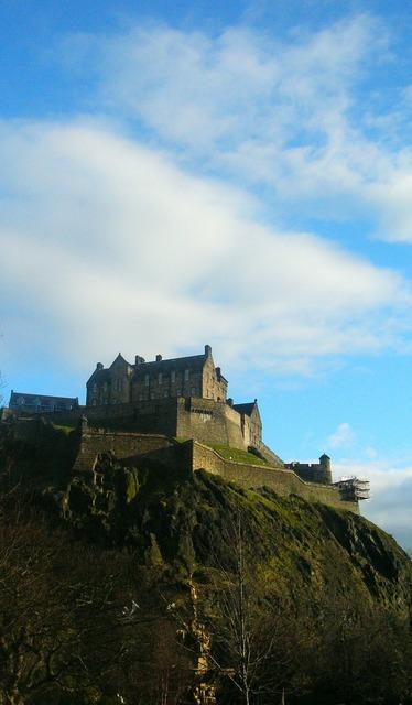 Edinburgh edinburgh castle edinburgh castle barracks, places monuments.