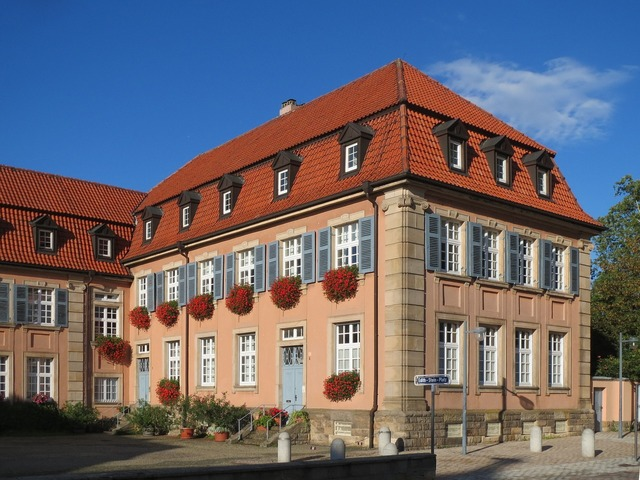 Edith stein platz speyer square, architecture buildings.
