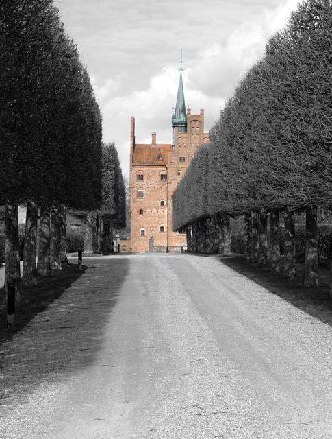 Egeskov castle fyn.