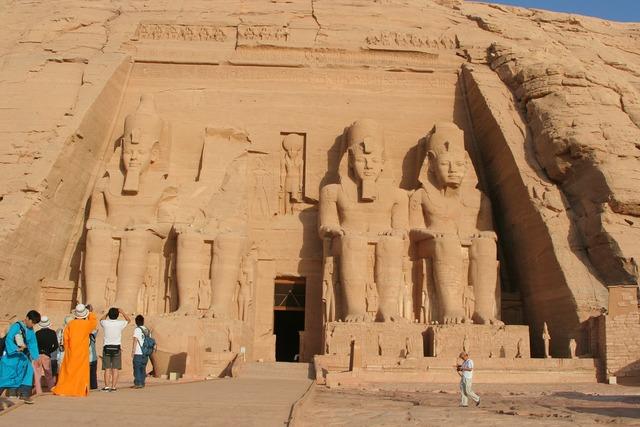 Egypt aswan abu simbel, religion.