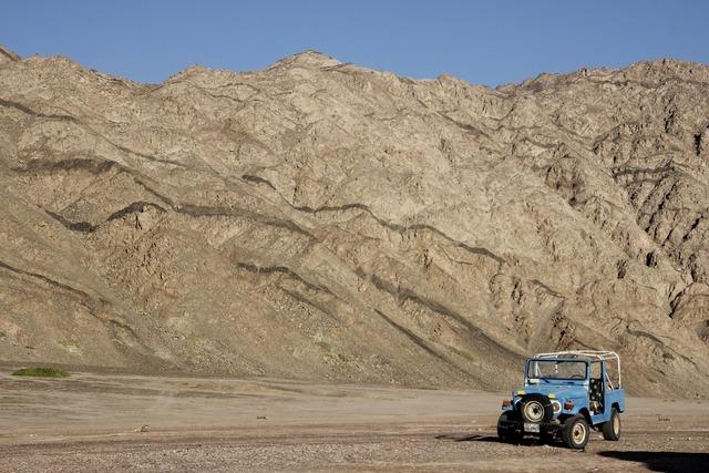 Egypt dahab mountains, nature landscapes.