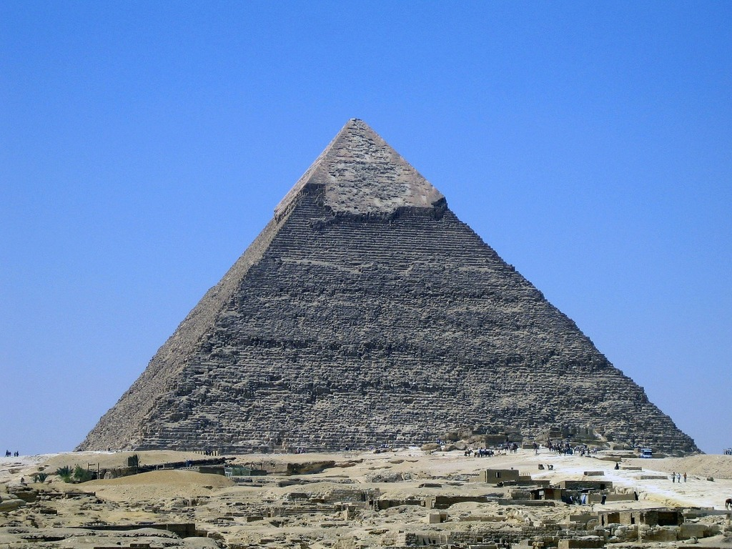Egypt pyramid culture, architecture buildings.