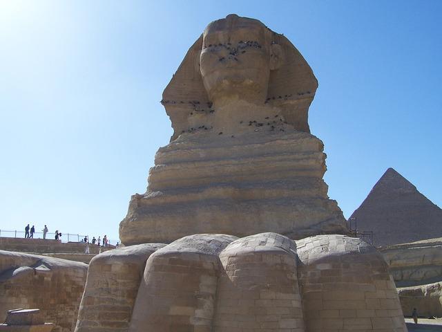 Egypt sphinx ancient, religion.