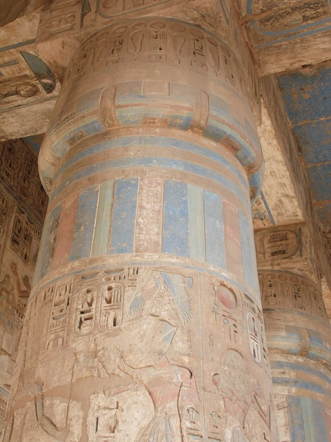 Egypt temple temple complex, religion.