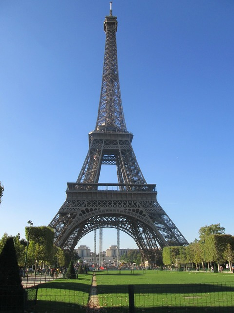 Eiffel tower french paris, places monuments.