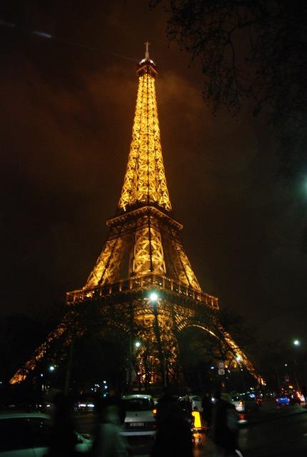 Eiffel tower paris, architecture buildings.