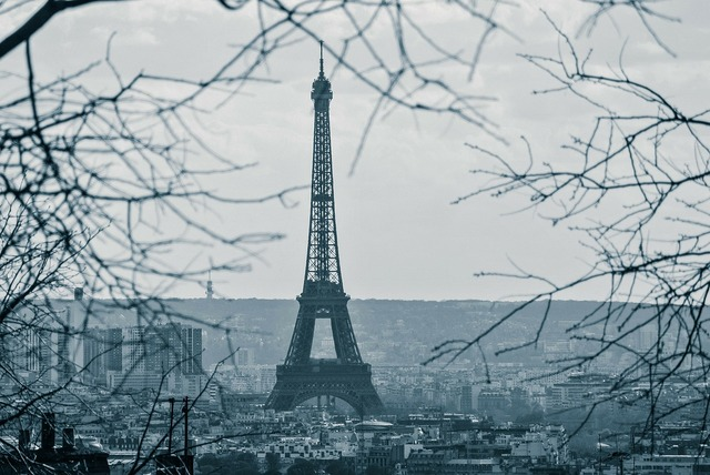 Eiffel tower paris, places monuments.