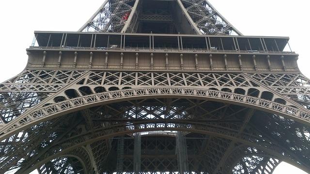 Eiffel tower tower landmark, places monuments.