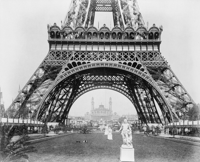 Eiffel tower vintage paris, places monuments.