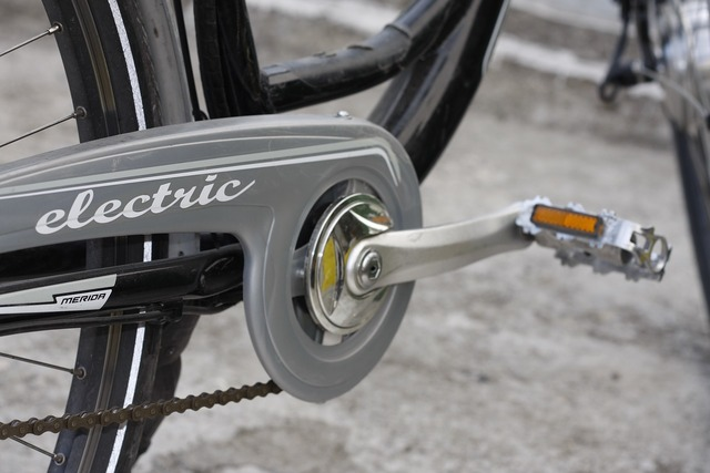 Electric bike transport, transportation traffic.