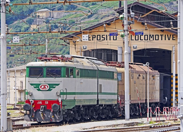 Electric locomotives historically lokdepot.